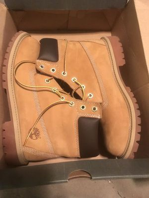 Timberlands Boots size 9M for Sale in Fort McDowell, AZ
