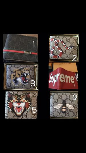 Gucci Wallets !!!!HOT Deals!!!!!! for Sale in Landover, MD