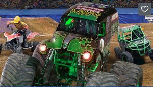 Monster jam tickets for February 27th-March 2nd. for Sale in Chicago, IL