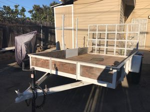 Gardening Utility Trailer Carson 6 .5 x 10 for Sale in San Diego, CA