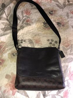 Coach Messenger-style bag for Sale in Bend,  OR