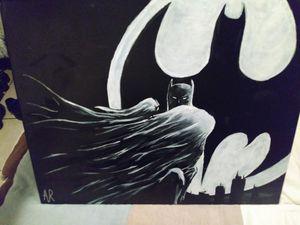 Batman Painting! for Sale in Lakeland, FL