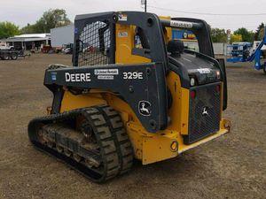 (2013) John Deere 329E for Sale in Seattle, WA