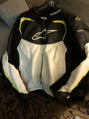 Alpinestars racing motorcycle jacket for Sale in Baltimore, MD
