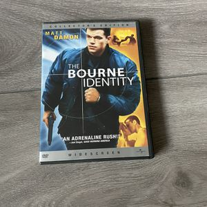 Bourne Identity DVD for Sale in Los Angeles, CA