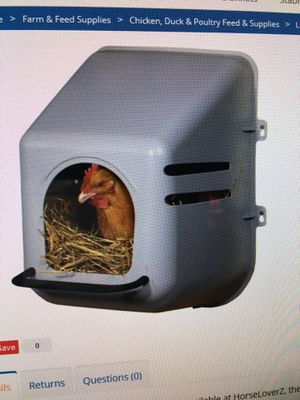 Chicken nesting boxes for Sale in Crystal Lake, IL