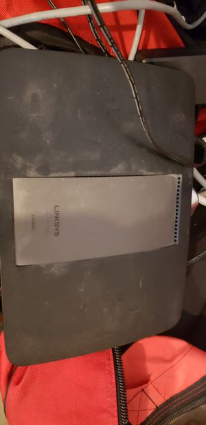 Linksys model 6400 for Sale in Irvine, CA