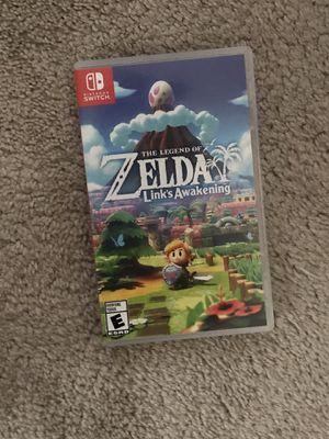 Zelda Nintendo switch for Sale in Edmonds, WA