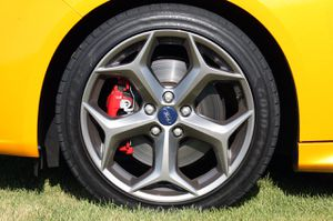 (3) 2018 focus st stock wheels for Sale in Oklahoma City, OK