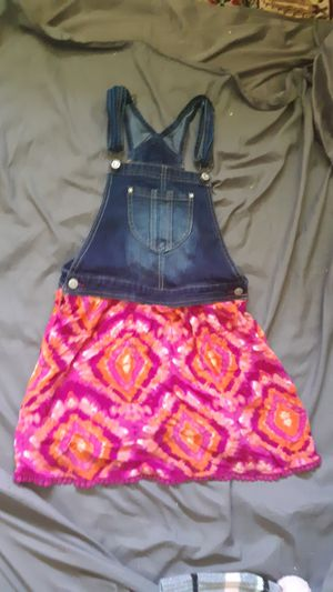 Size 10 girl clothes pink raink coat too for Sale in Mableton, GA