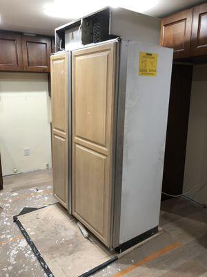 Sub zero refrigerator 532. Fridge freezer for Sale in Hacienda Heights, CA