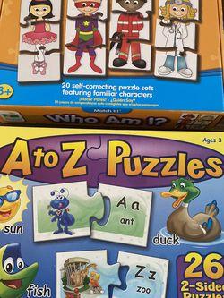 Preschool Puzzles for Sale in Beaverton,  OR