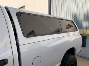 Long bed camper shell for Sale in Tulare, CA