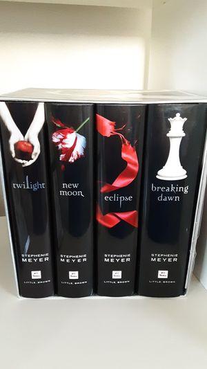 Twilight Books for Sale in Annandale, VA