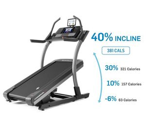 """NORDICTRACK X11i - 40%INCLINE - 10""""SCREEN for Sale in North Las Vegas, NV"""