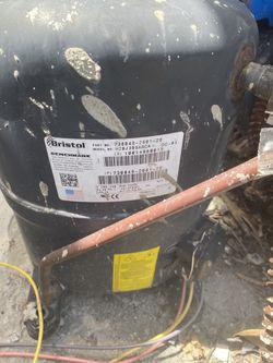 3 ton ac compressor r22 freon for Sale in Miami,  FL