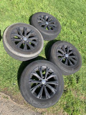2018 Volkswagen Tiguan Rims Tires for Sale in Perris, CA