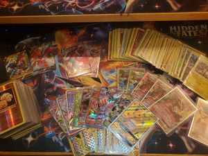 Pokemon card lot for sale for Sale in Seattle, WA