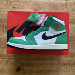Jordan 1 Lucky Green size 12W (10.5 Mens) for Sale in Damascus, OR