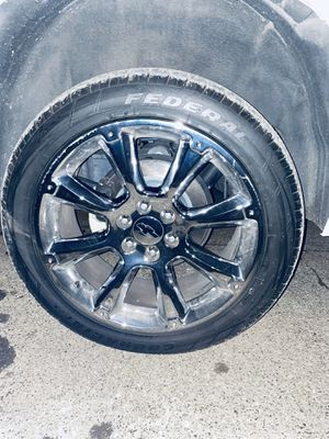 Wheels and tires for Sale in Elma, WA