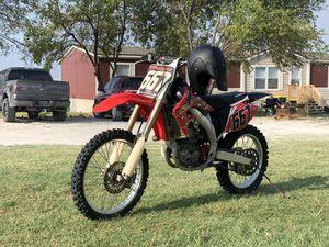 Honda CRF450r for Sale in Krum, TX