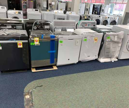 Brand new dishwasher sale with warranty OMO