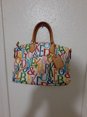 Dooney & Bourke Grafica Retro Handbag for Sale in Houston, TX