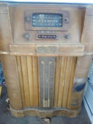 Antiques radio for Sale in Knoxville, TN