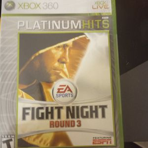 Sealed Fight Night Round 3 for Sale in Denham Springs, LA