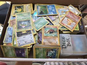 Pokemon card collection for Sale in Los Angeles, CA