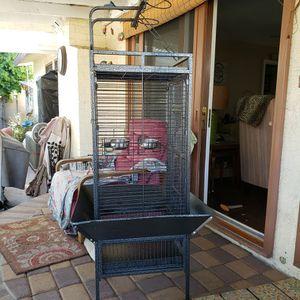 Bird Cage 18x18x61 for Sale in Garden Grove, CA