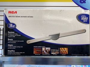 Rca 1080hdtv antenna for Sale in Tampa, FL