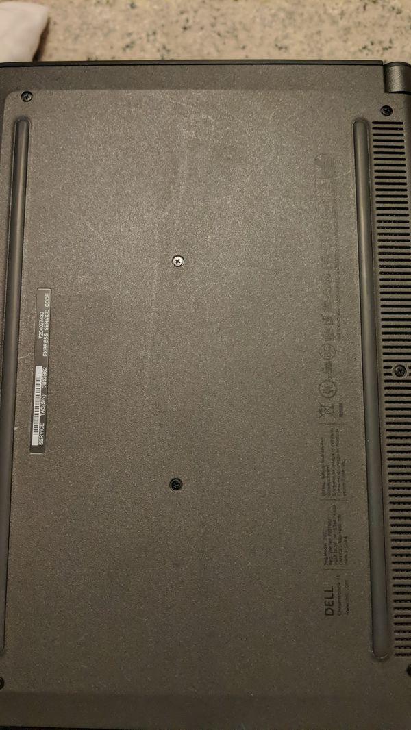 Dell Chromebook 11 P22T.