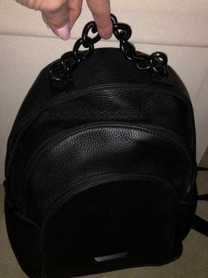 Kendall + Kylie leather backpack purse for Sale in Alexandria, VA