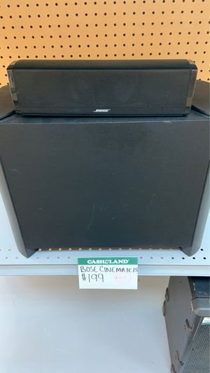 Bose system for Sale in Valley View, OH