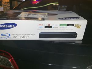 Samsung smart blu-Ray disc/dvd player for Sale in Pompano Beach, FL