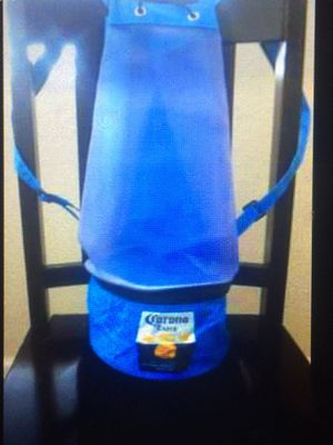 Corona cooler backpack for Sale in Dinuba, CA