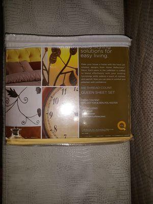 Queen Sheet Set for Sale in Wichita, KS