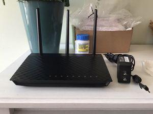 WiFi Router Model:RT-N66R for Sale in Philadelphia, PA