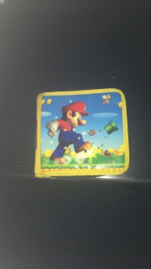 New Super Mario Bros Nintendo DS Case for Sale in New York, NY