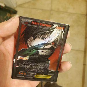 Tokyo ghoul shiny card/pokemon for Sale in Glen Cove, NY