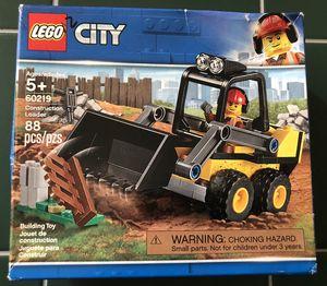 $10 LEGO City Construction Loader 60219 for Sale in Las Vegas, NV