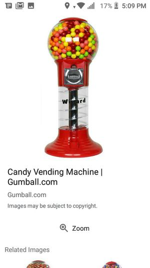 Gumball machine for Sale in Riverside, CA