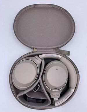 Sony WH-1000xm3 Headphones for Sale in Clifton, CO