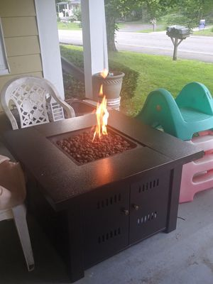 Fire pit table for Sale in Ithaca, NY