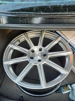 19x10 Wheels(still in box) for Sale in St. Louis, MO