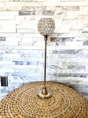 Bling candle holder for Sale in Boca Raton, FL