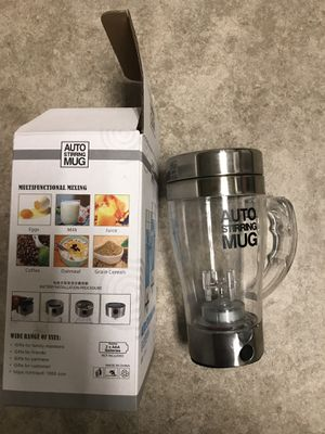 Auto electric blender mug for Sale in Garden Grove, CA