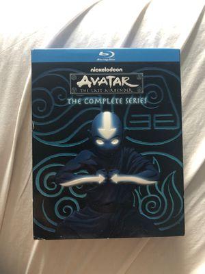 Avatar the last air bender blu ray for Sale in Merkel, TX