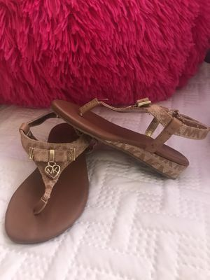 Michael Kors sandals for Sale in Corona, CA